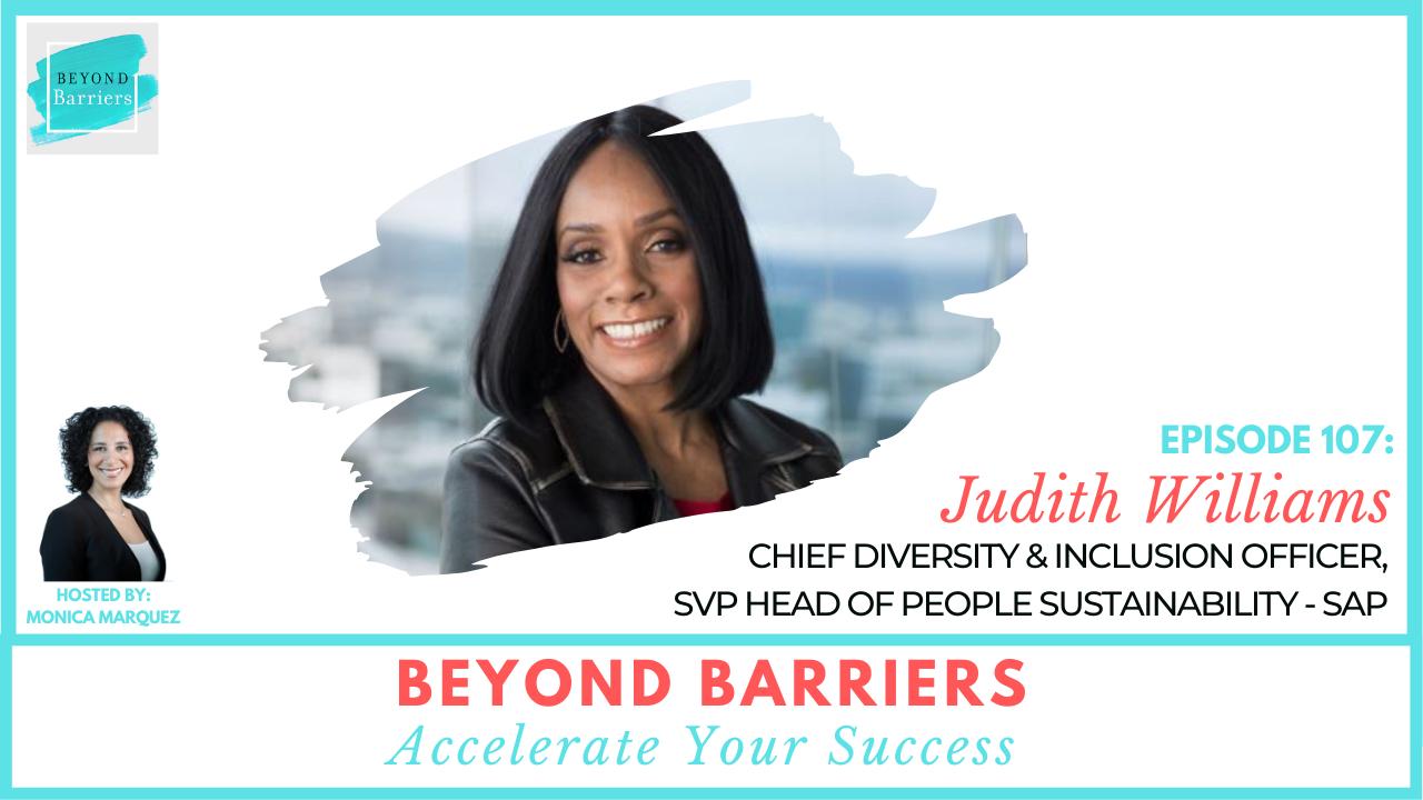 Pivot Towards Success with SAP's Judith Williams