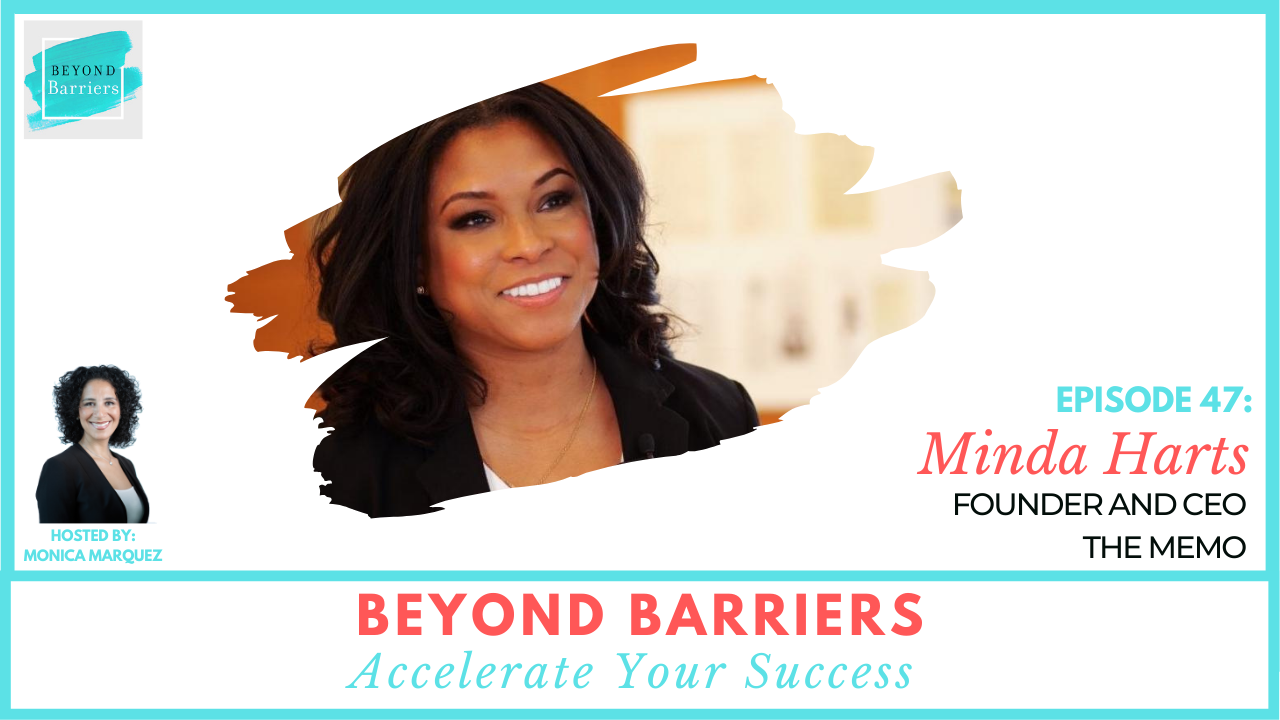 Secrets To Getting A Seat At The Table With Minda Harts