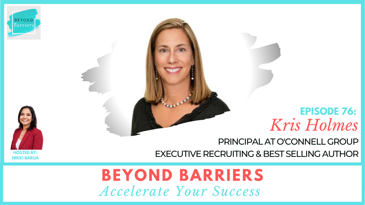 How To Ignite Your Career With Kris Holmes