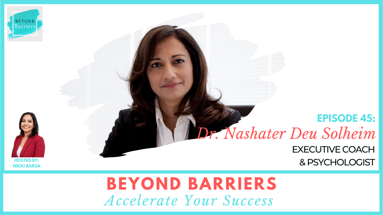 The Key to Persuasion and Influence with Dr. Nashater Deu Solheim