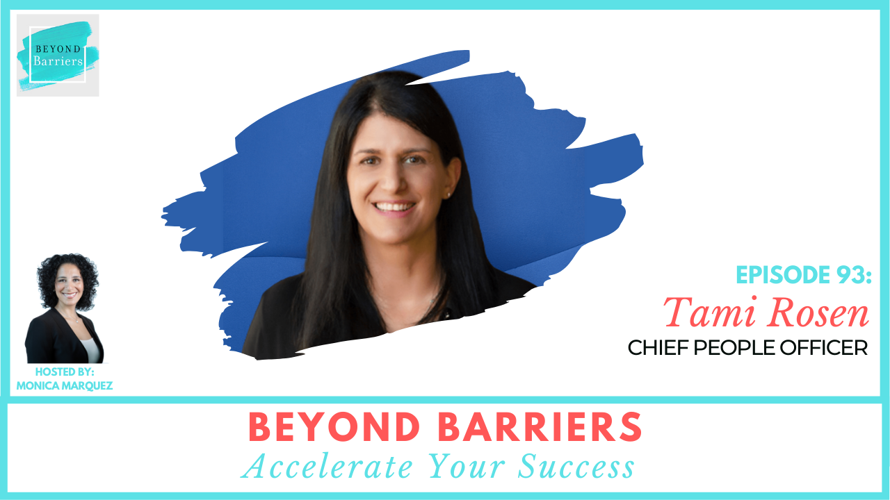 Leading By Lifting Others with Atlassian's Tami RosenLeading By Lifting Others with Chief People Officer, Tami Rosen