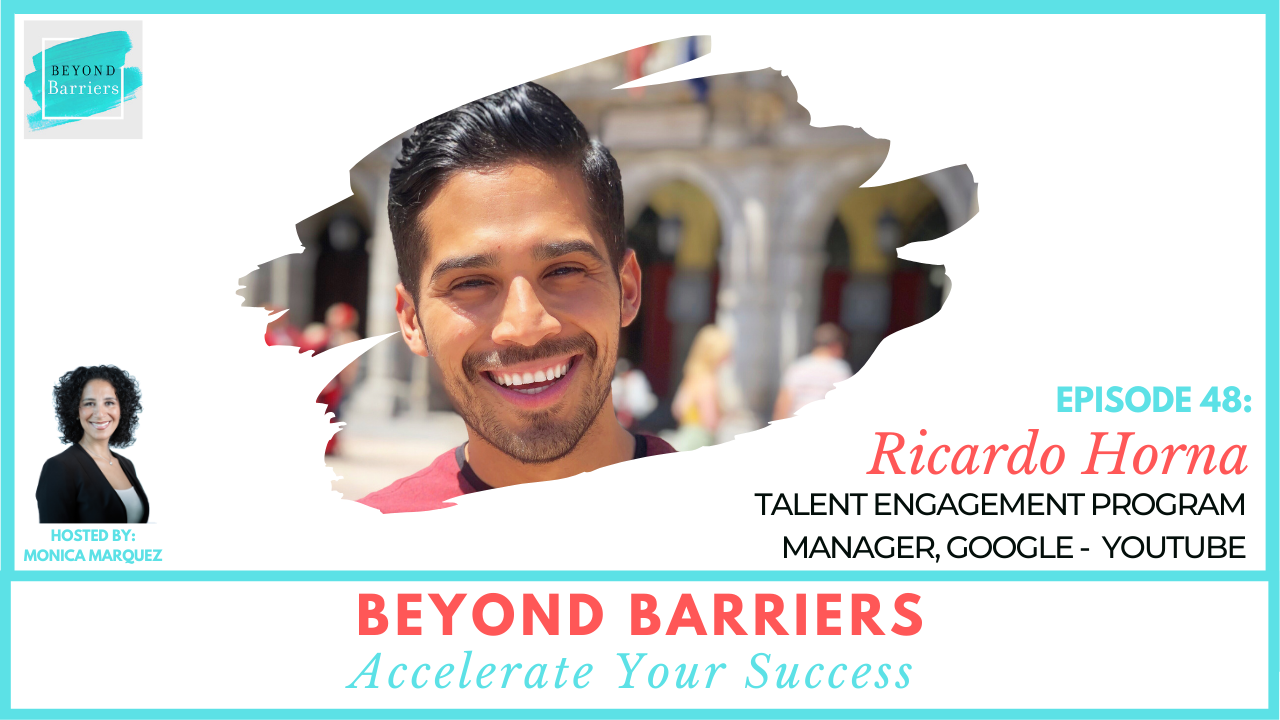 Differentiate Your Hiring Profile with YouTube's Ricardo Horna