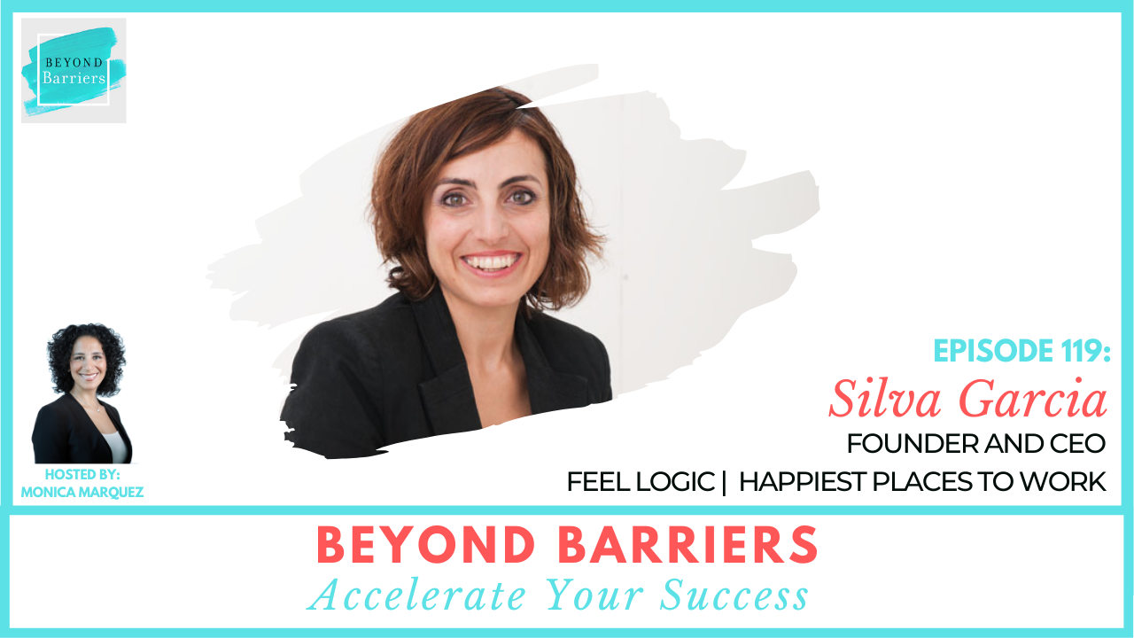 All About Happiness with Happiest Places To Work's Silvia Garcia