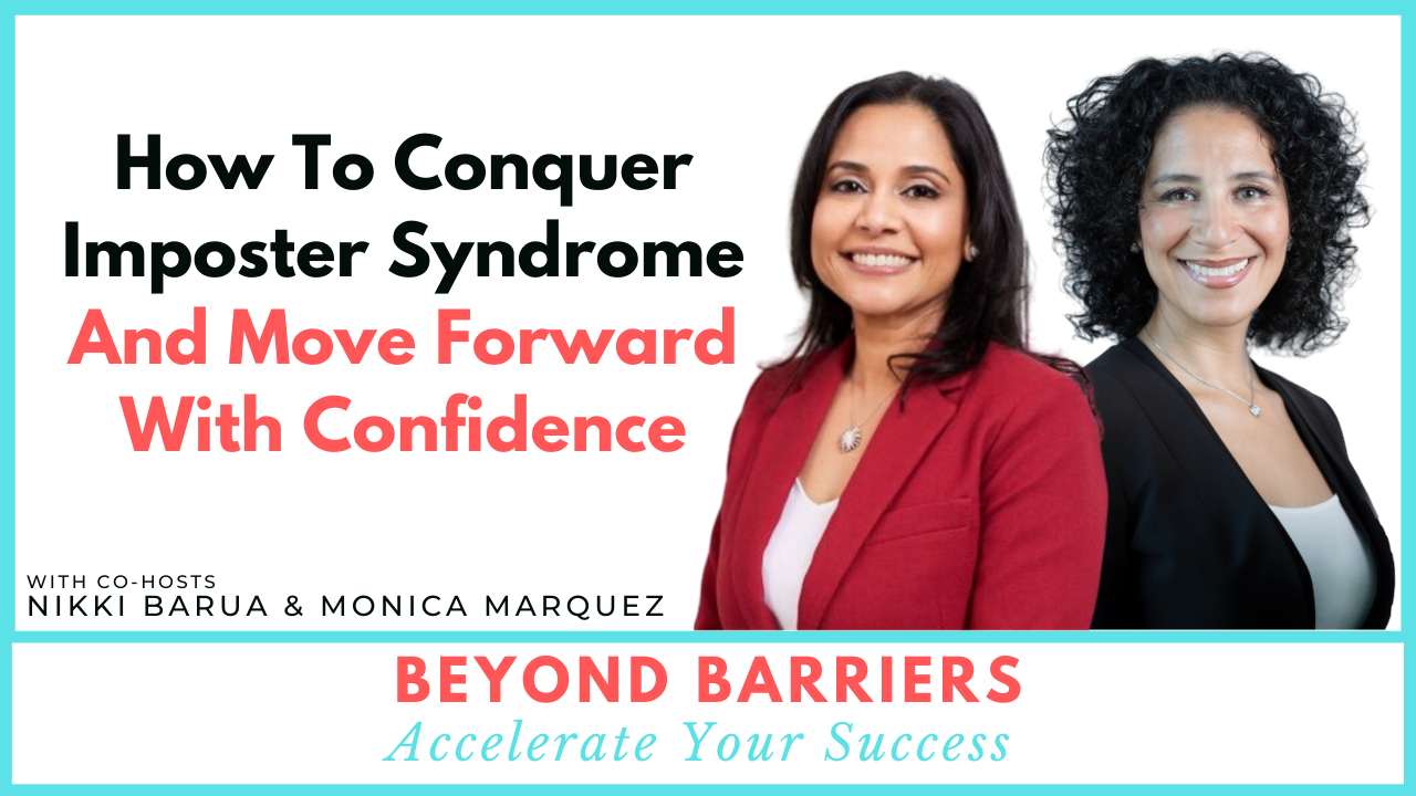 How To Conquer Imposter Syndrome And Move Forward With Confidence