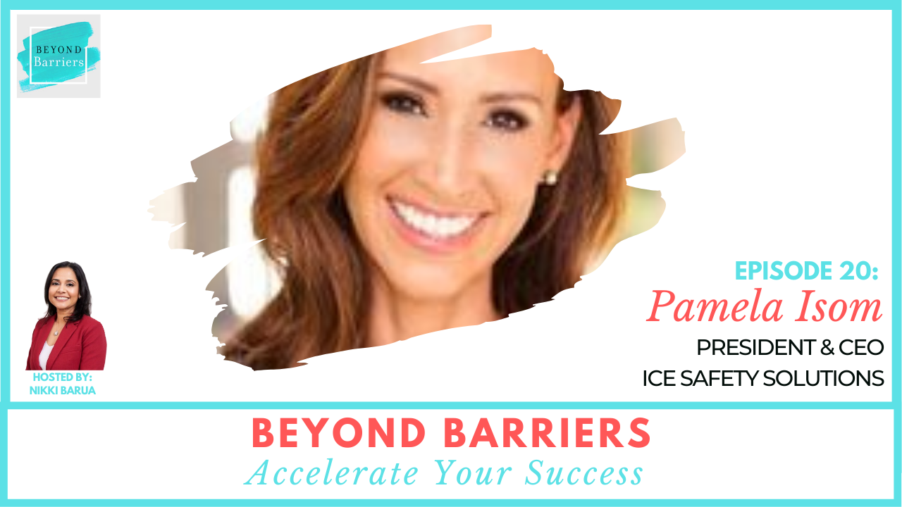 Surviving An Unexpected Crisis With Pam Isom