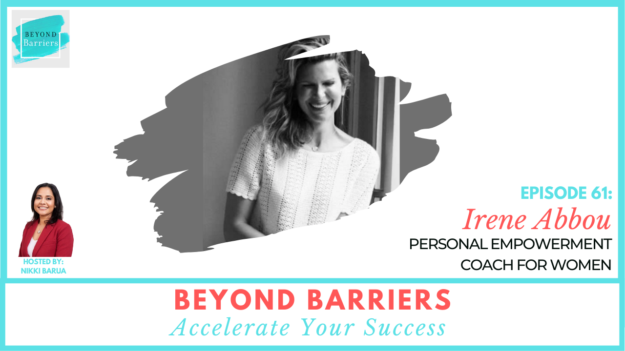Connecting with Ourselves And Others With Irene Abbou
