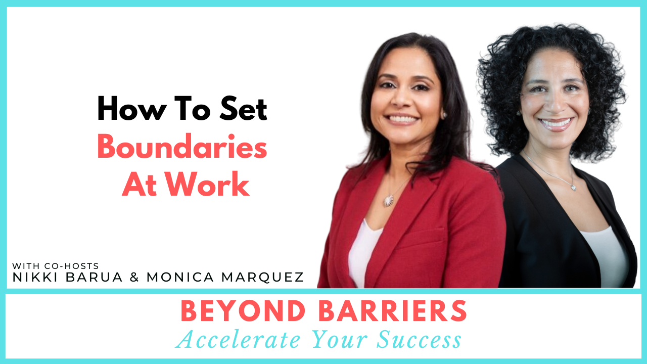 How To Set Boundaries At Work