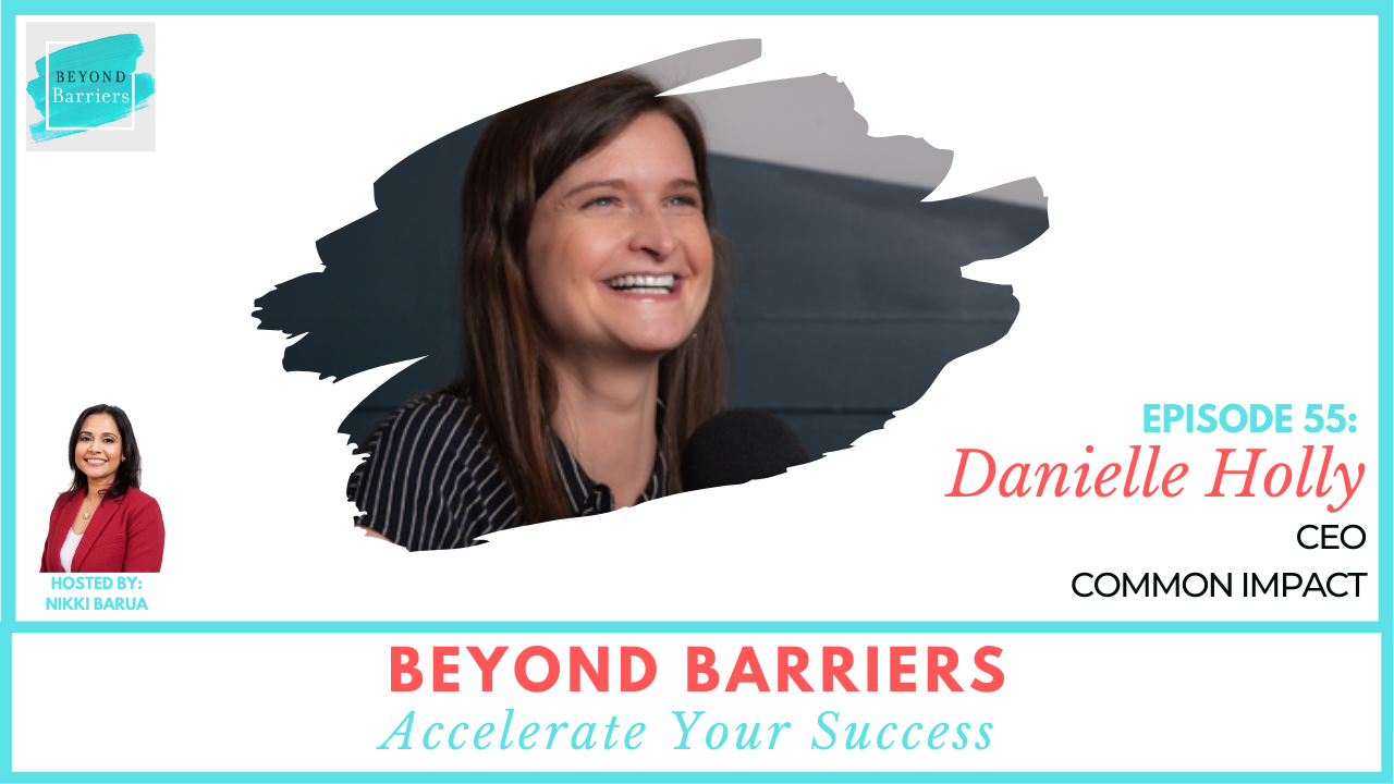 Be A Force For Good With Common Impact CEO Danielle Holly