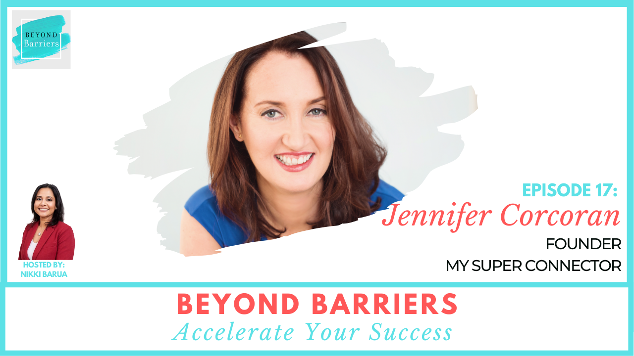 Become A Super Connector On LinkedIn With Jennifer Corcoran