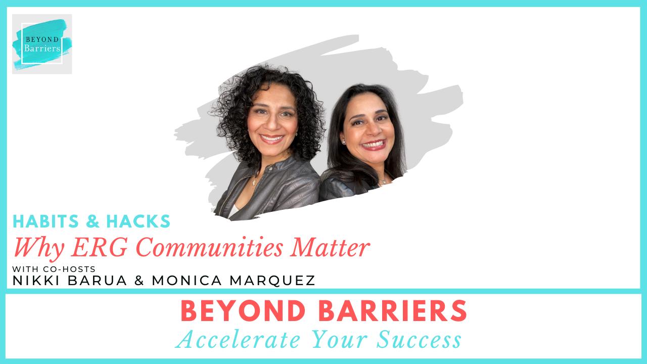 Why ERG Communities Matter
