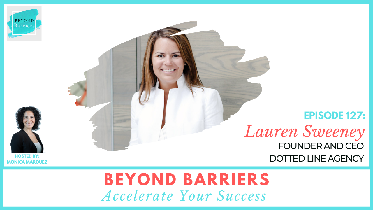 Developing An Entrepreneurial Mindset with Lauren Sweeney