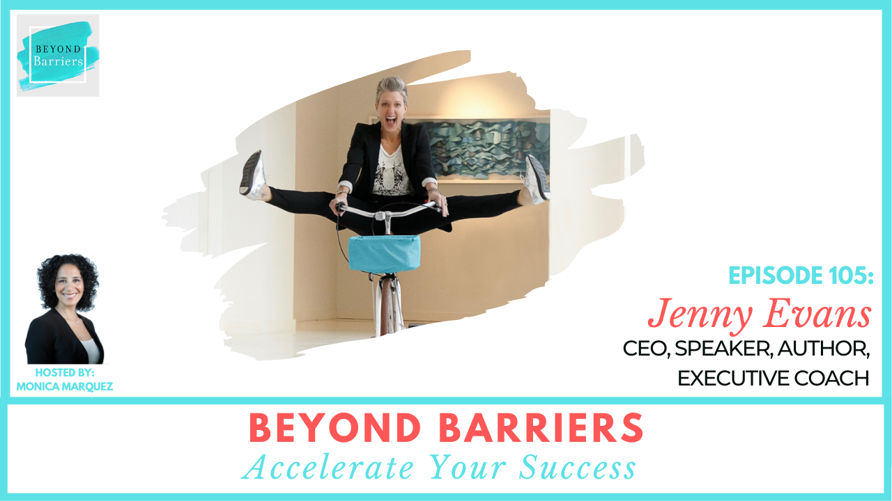Overcoming Stress With Jenny Evans