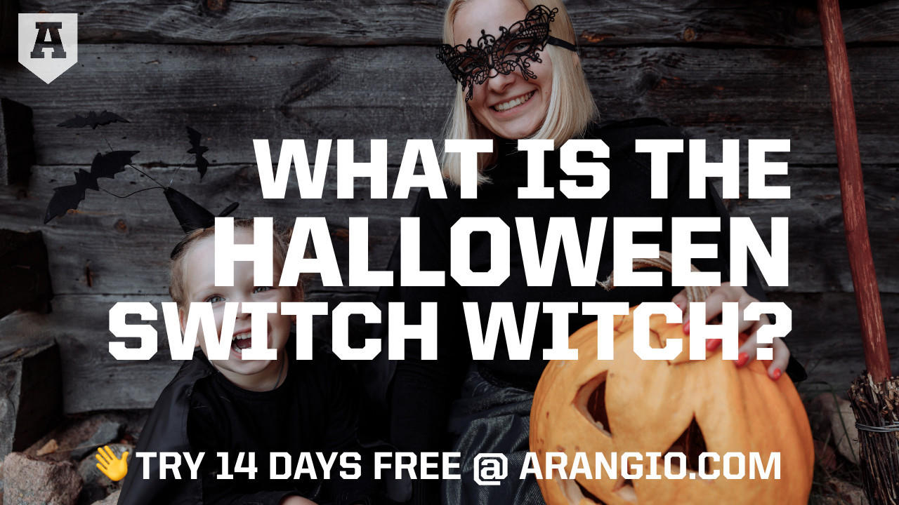Halloween Switch Witch