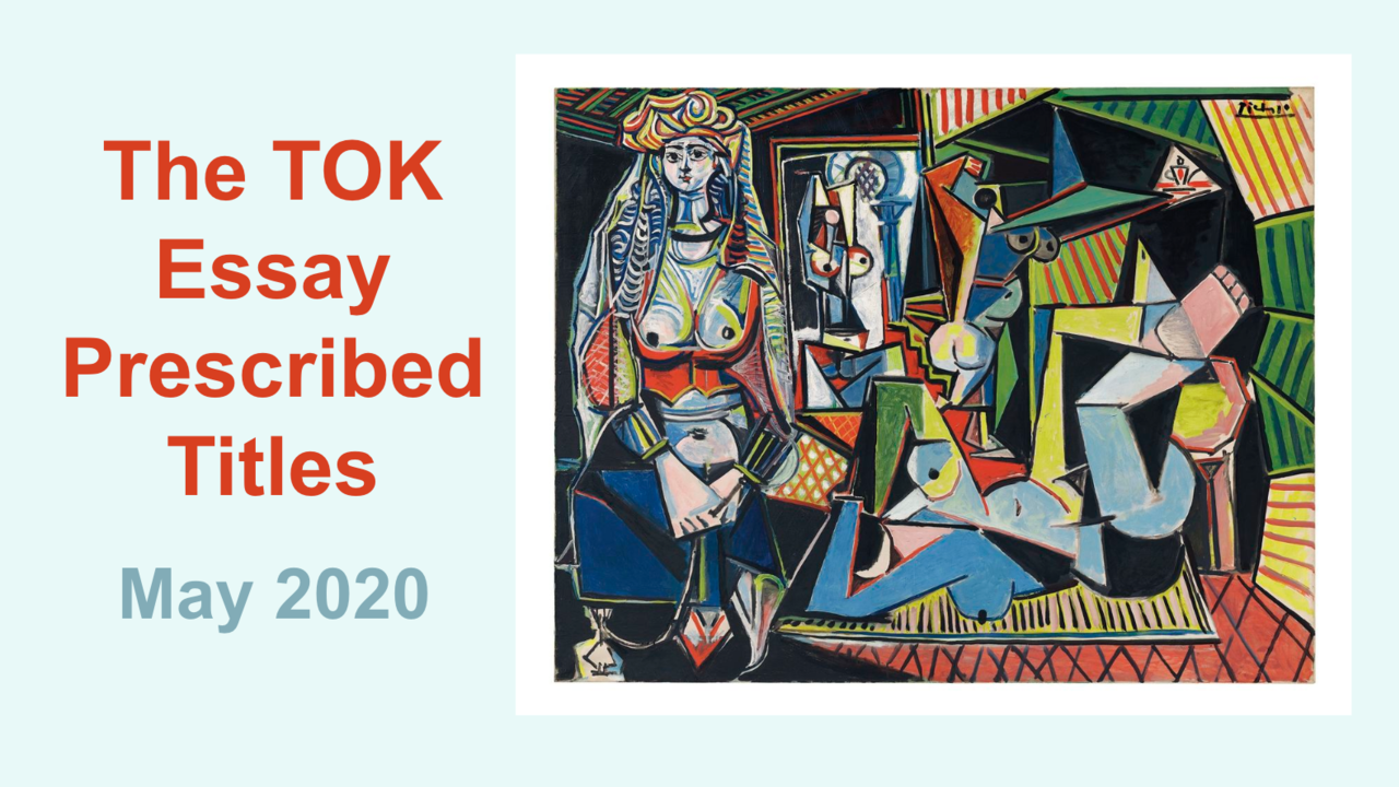Best Self Publishing Companies 2020.The May 2020 Tok Essay Titles