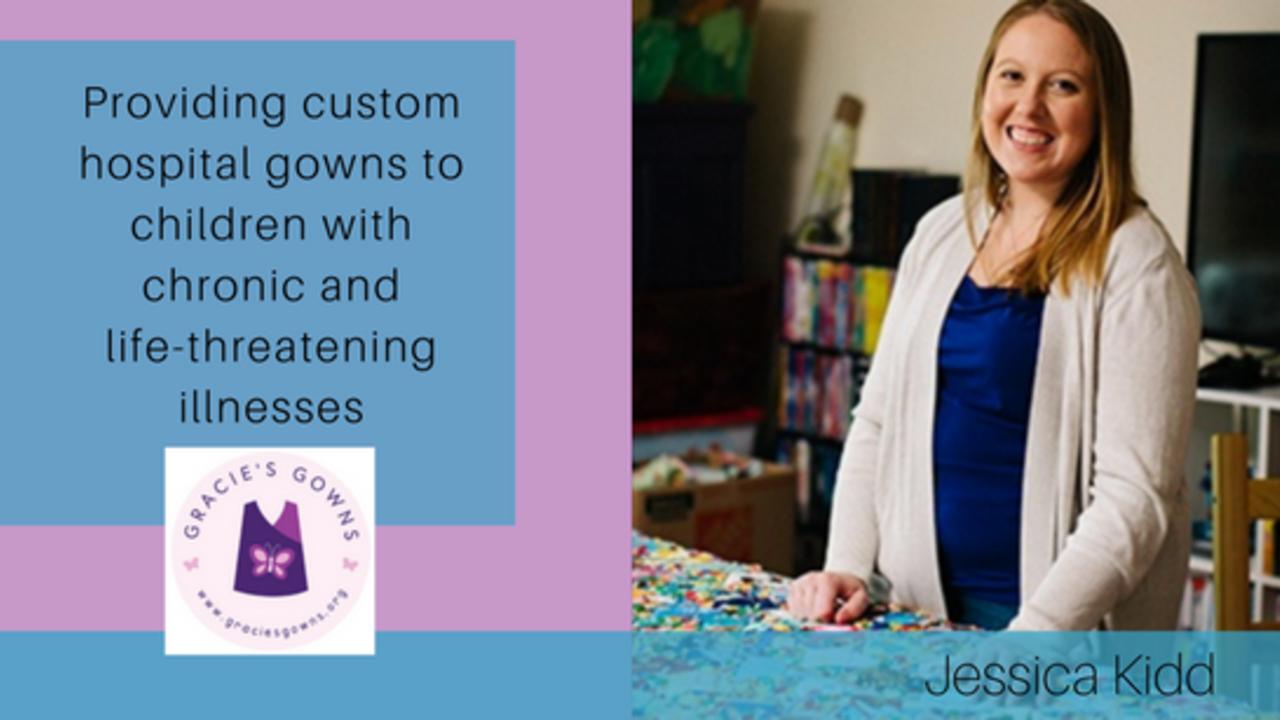 An Inspiring Woman on a Mission: Jessica Kidd