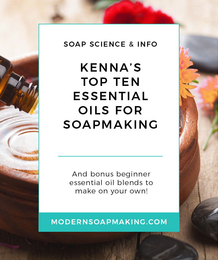 Essential Oils For Soapmaking My Top 10 Eo Blends Using Them