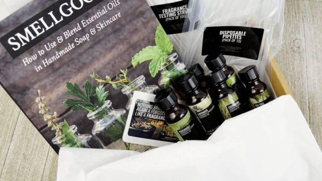 essential oil blending kit