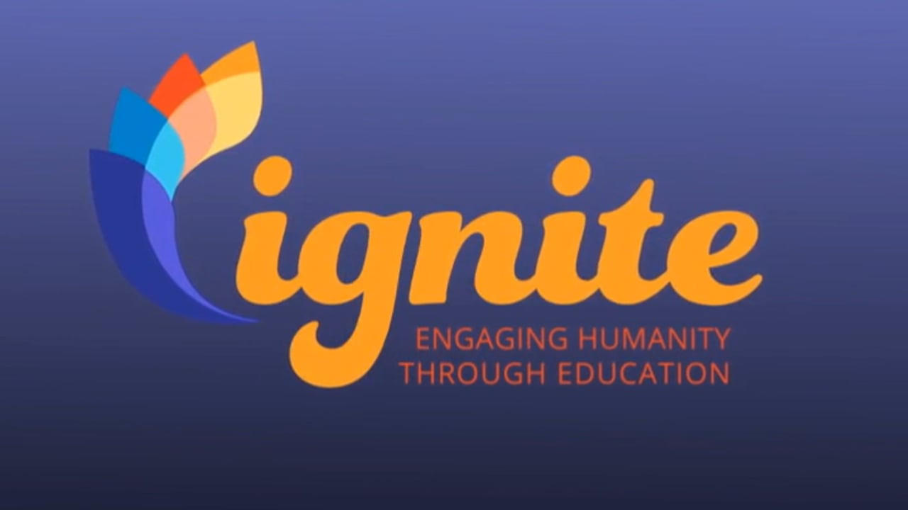 ICF Foundation Ignite Logo