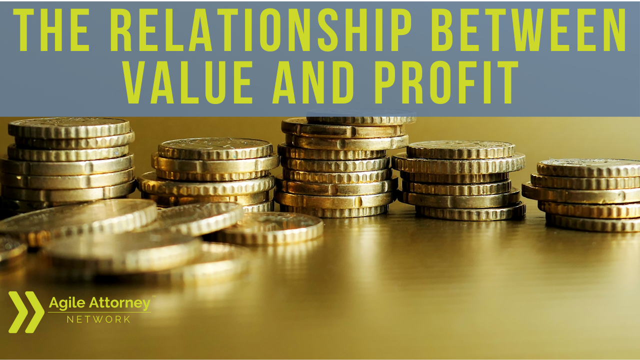 The Relationship between Value and Profit