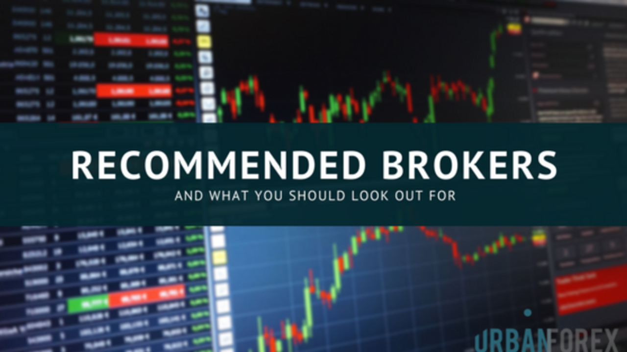 Recommended forex brokers