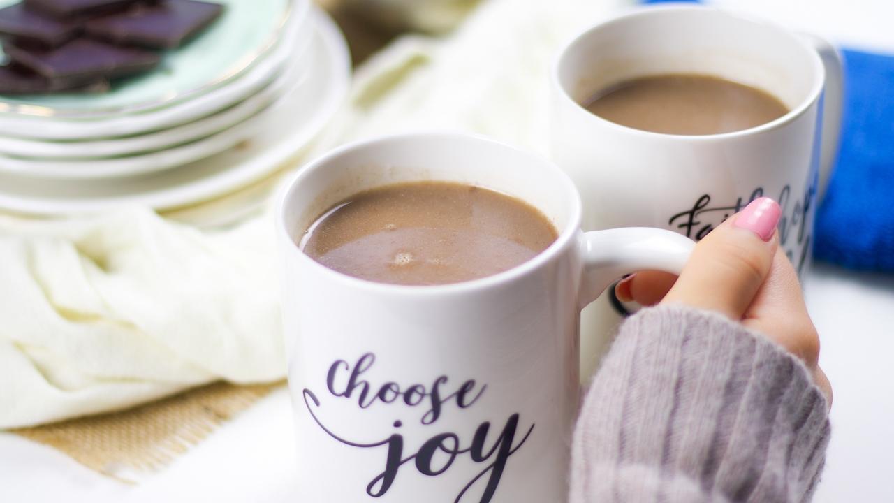 Hormone Balancing Hot Cacao