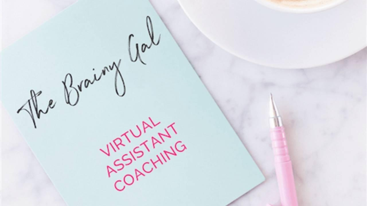 The Brainy Gal Virtual Assistant Coaching