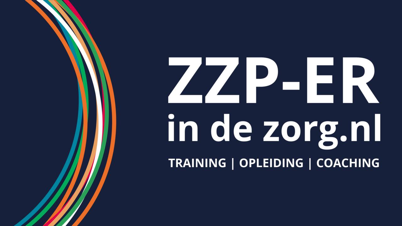 online training zzp'ers zorg