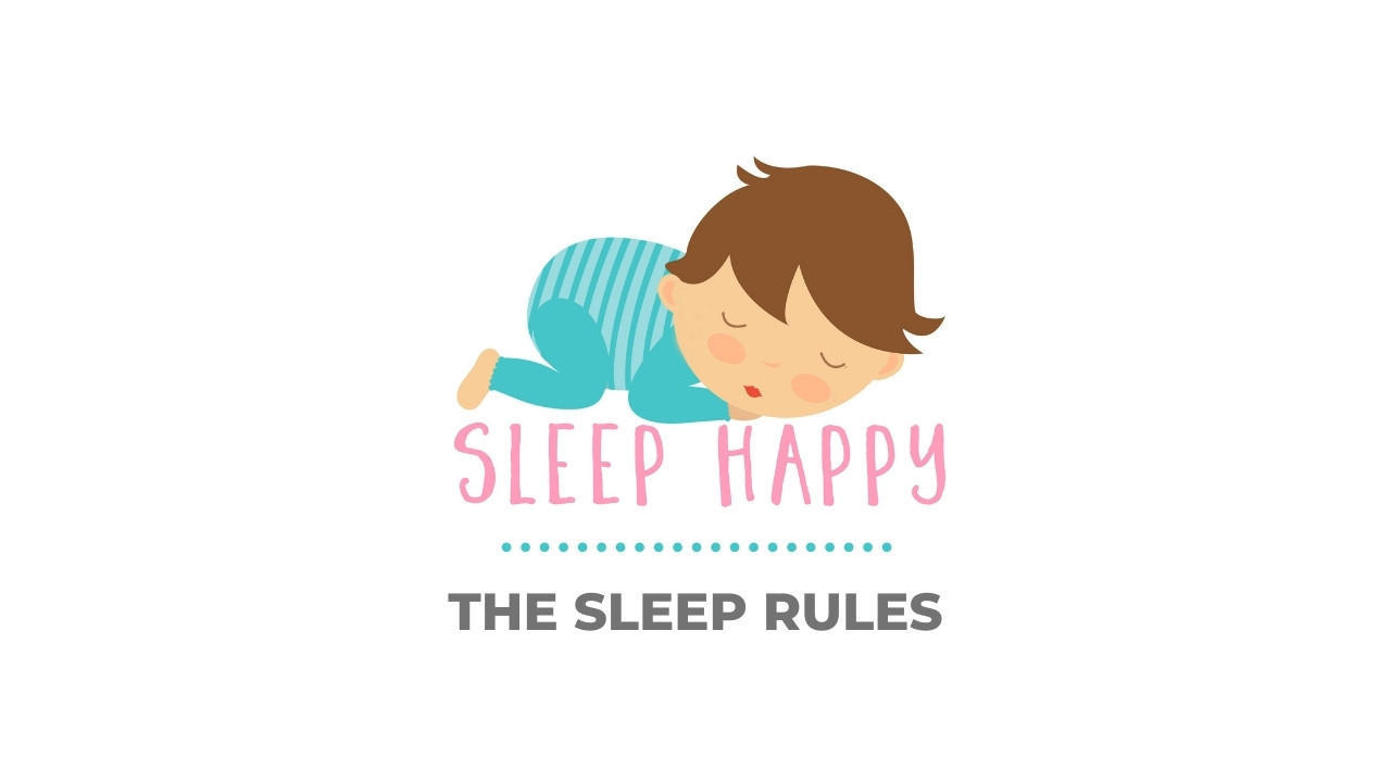 the sleep happy sleep rules