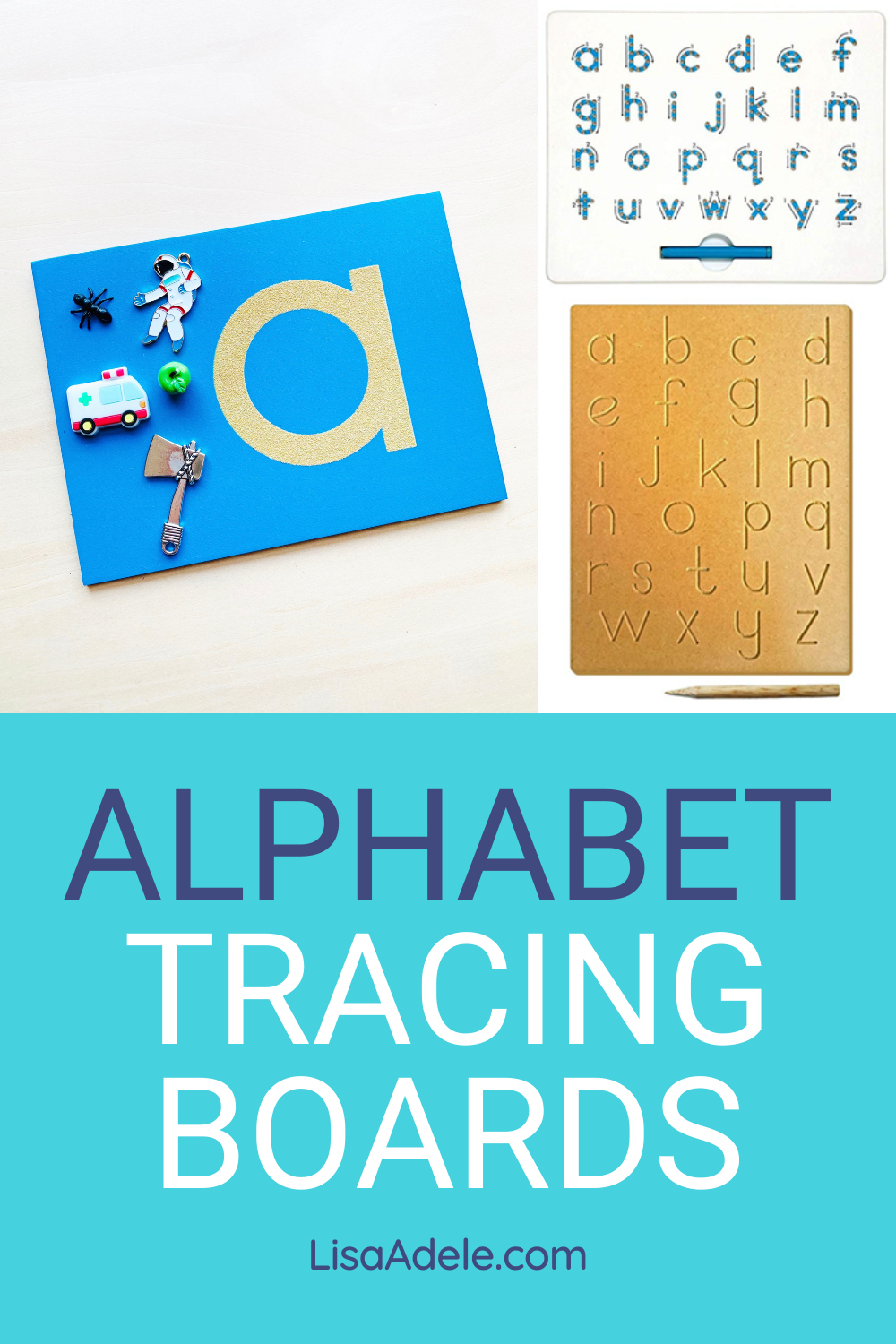 Are Alphabet Tracing Boards Good For Learning Letters