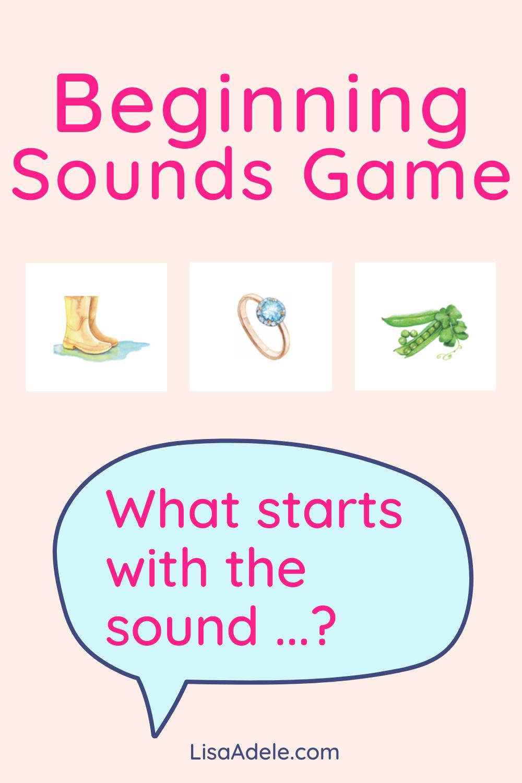 Phonemic Awareness Activities For Preschoolers