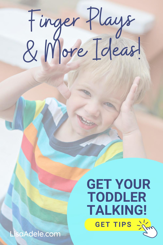 Toddler Language Activities Ideas