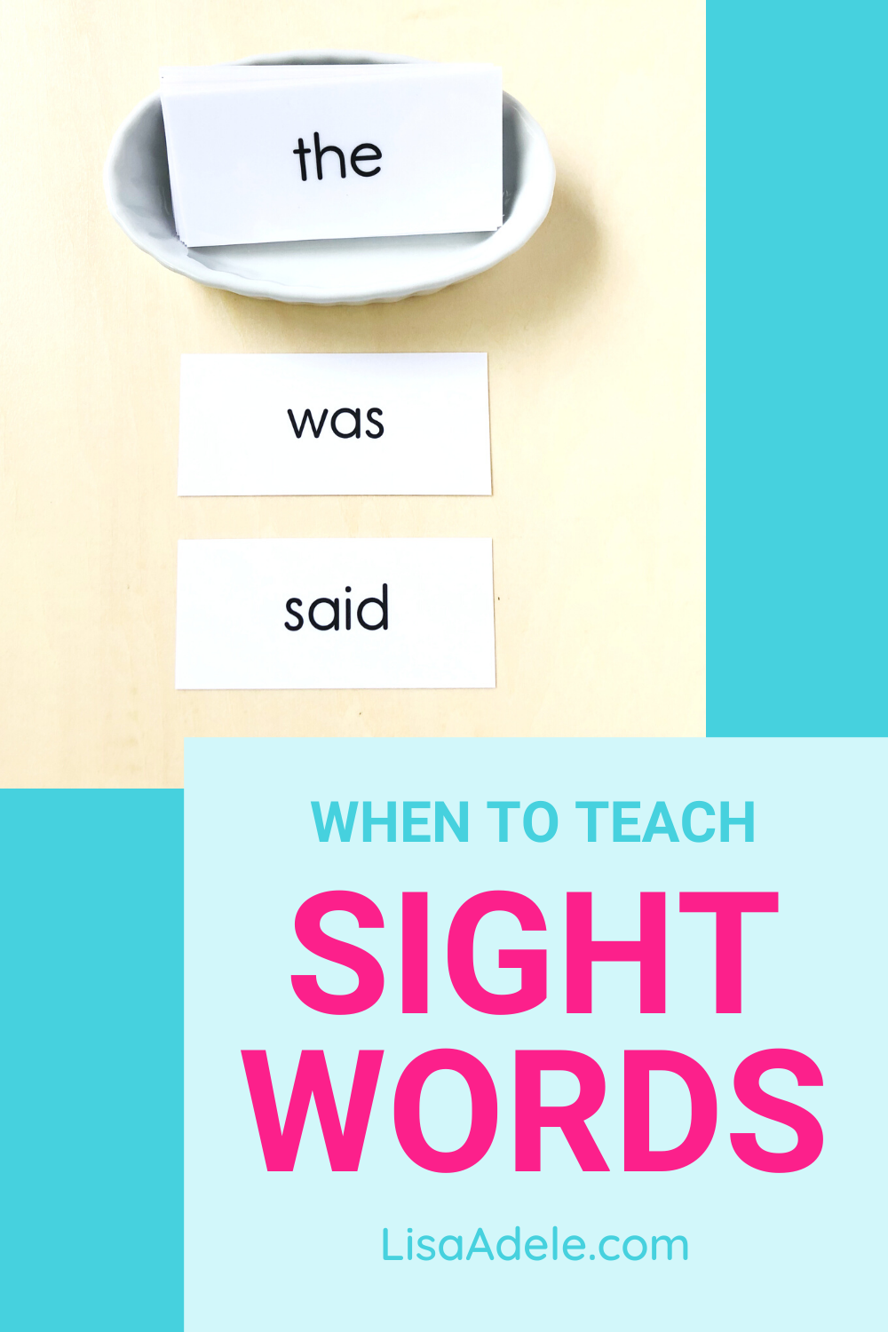 Sight Words Vs Phonics for Learning to Read at Home