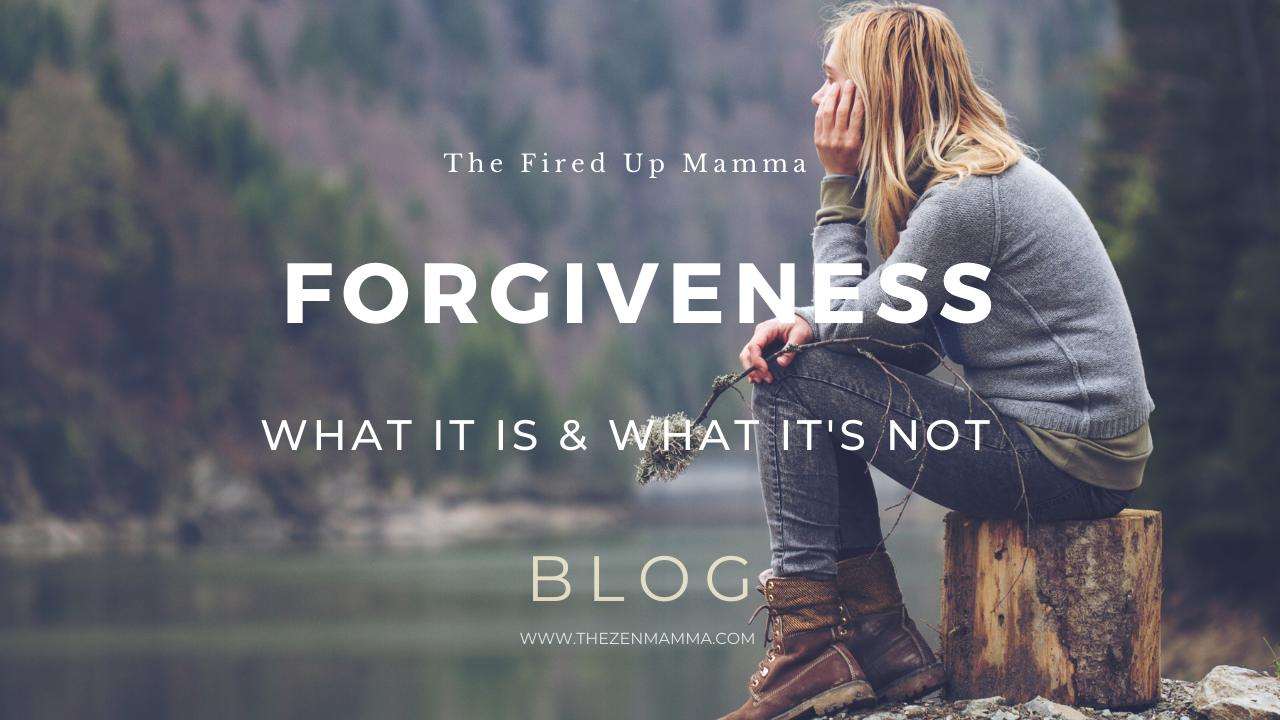 What is and how to forgive