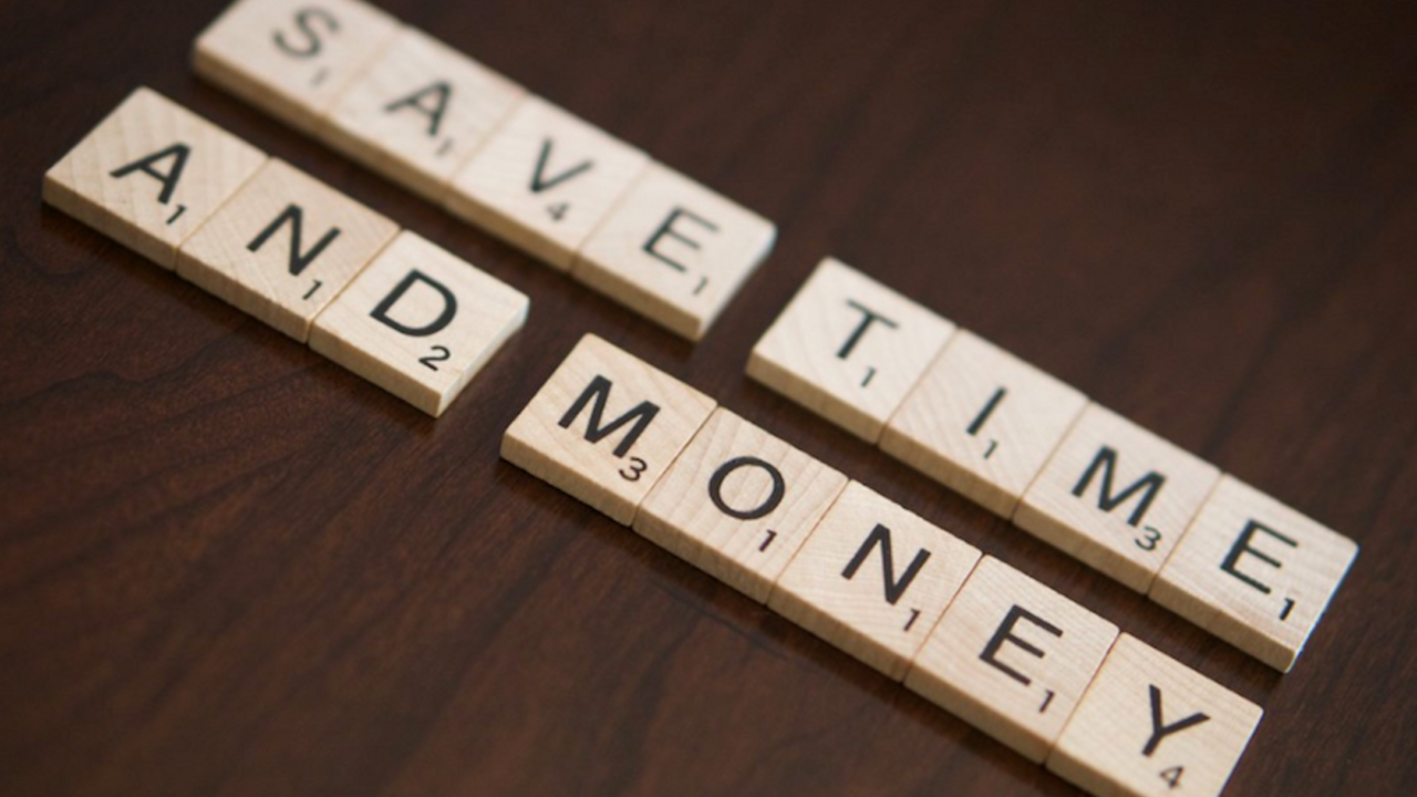 8 ways to save time (and money) in your business