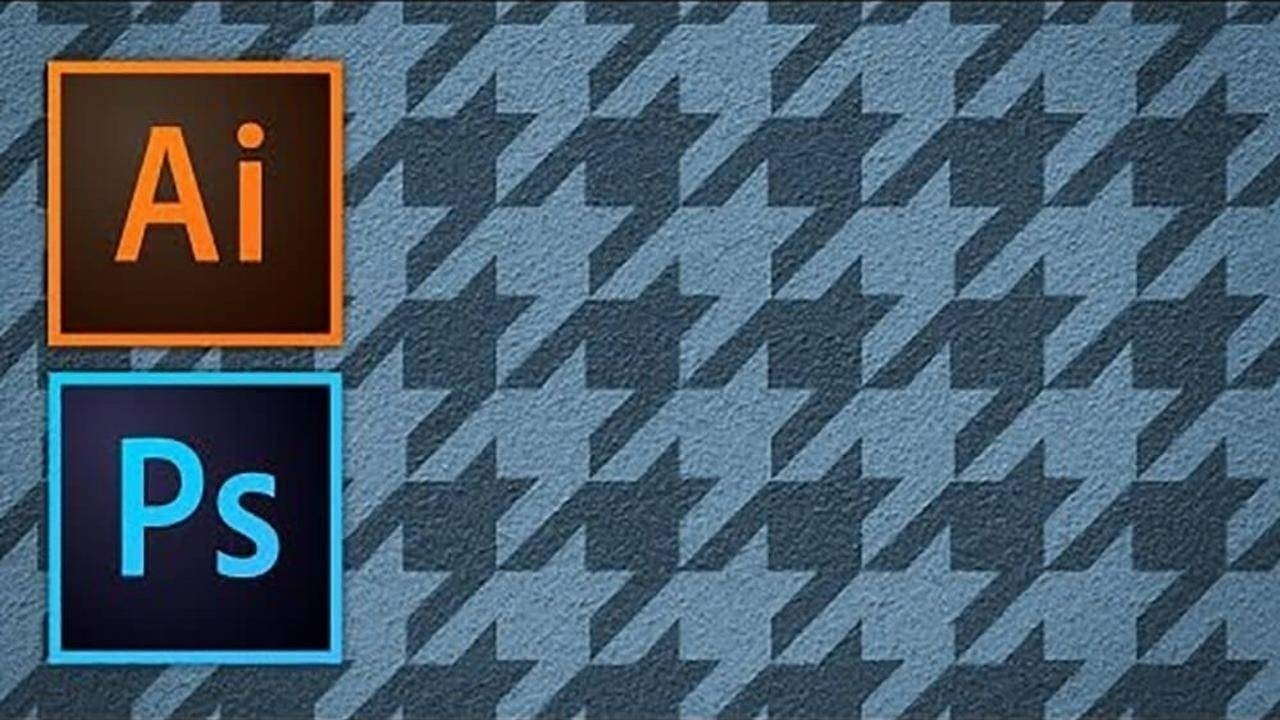 How to Create Seamless Patterns in Photoshop & Illustrator