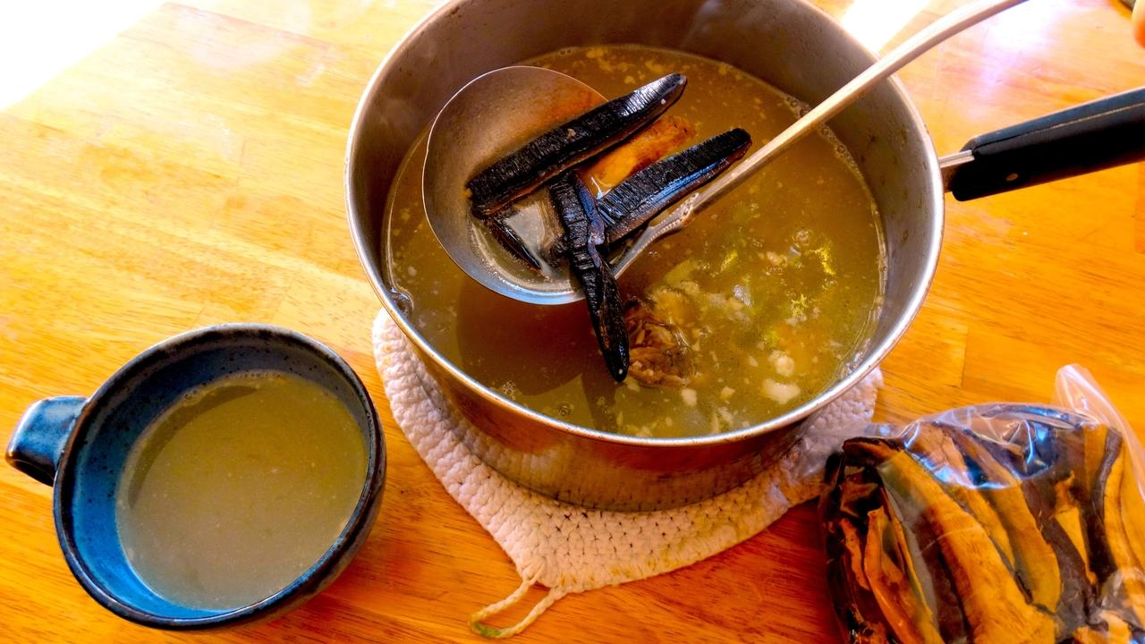wise woman herbal kitchen with reishi broth