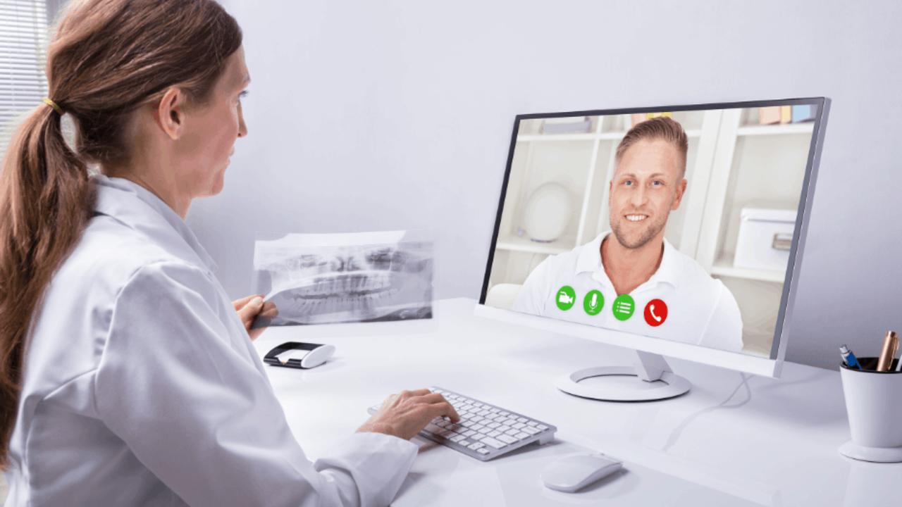 Teledentistry Videoconference