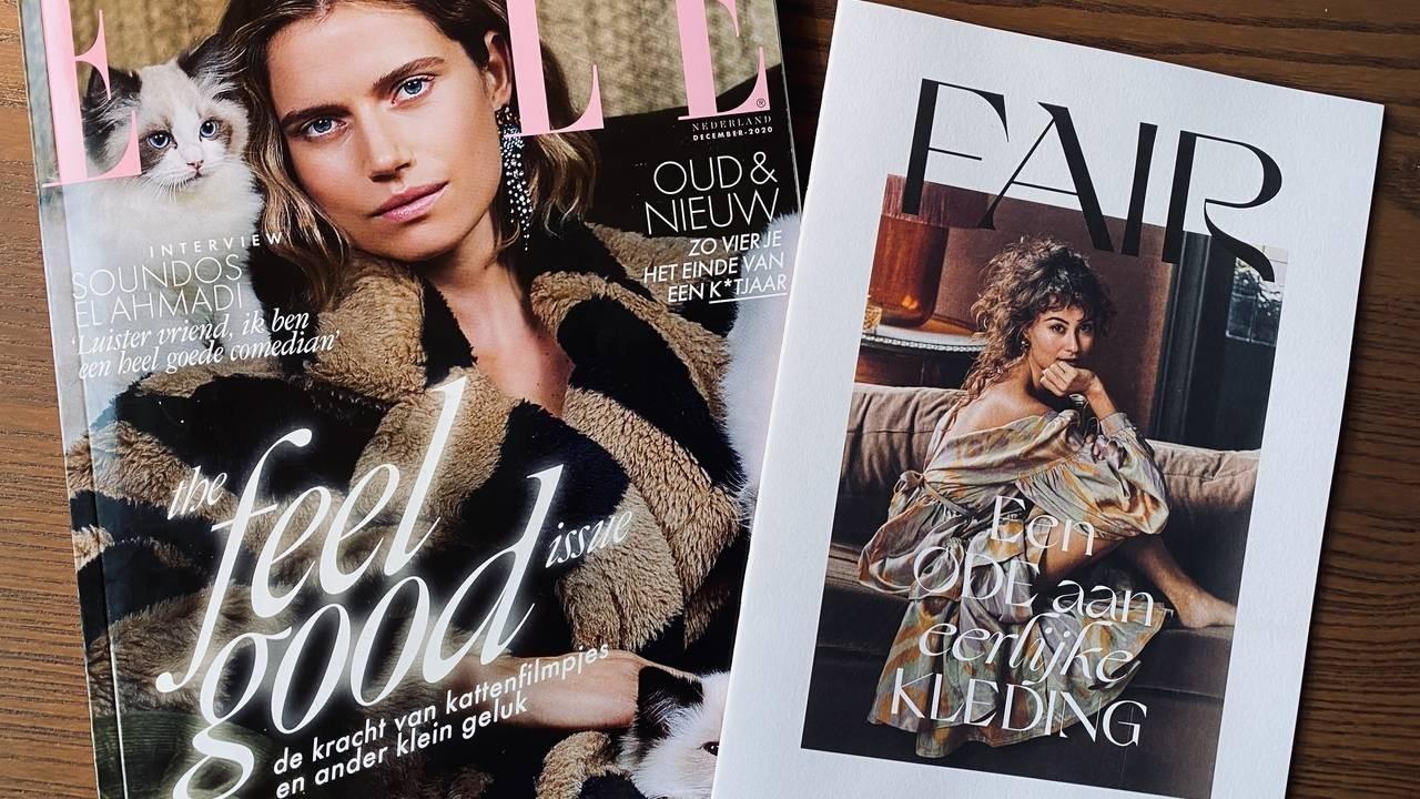 FAIR fashion magazine • bindu