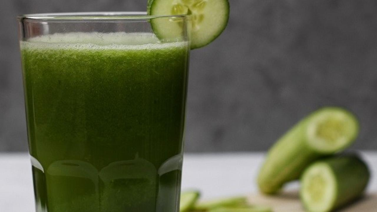 Pure Sunshine Green Juice