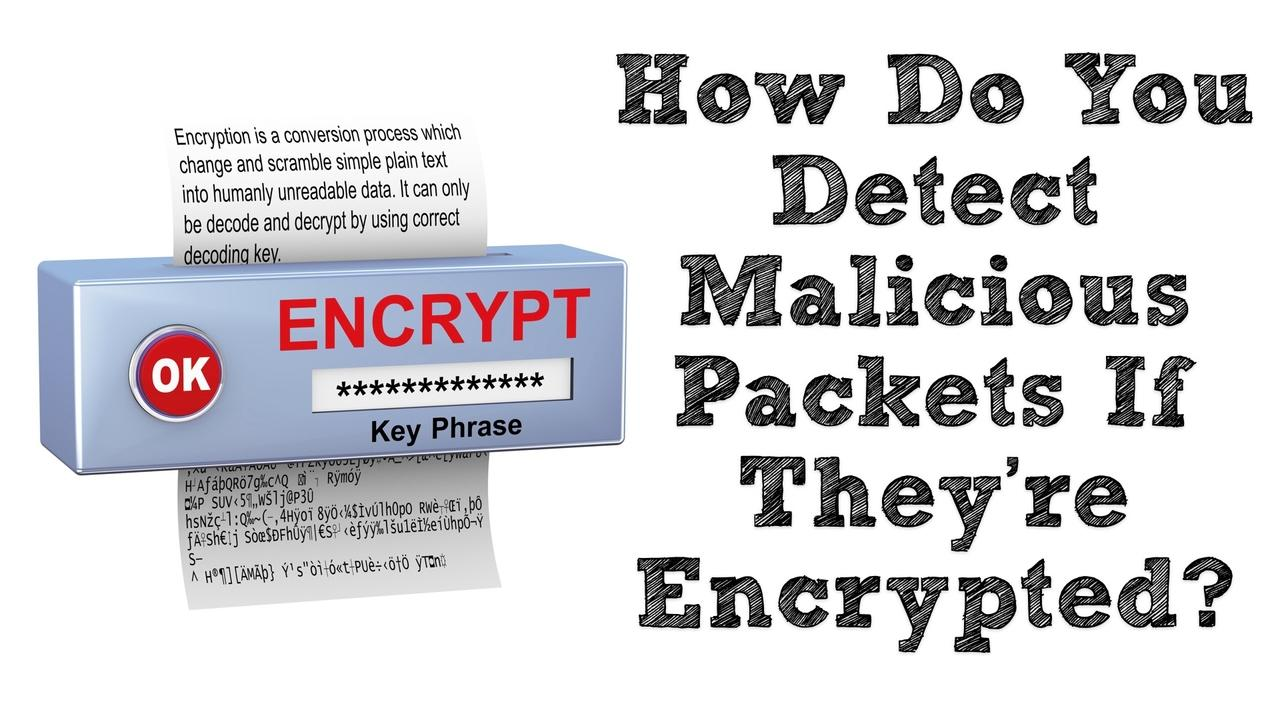Change background image 9971 - How Do You Detect Malicious Packets If They Re Encrypted