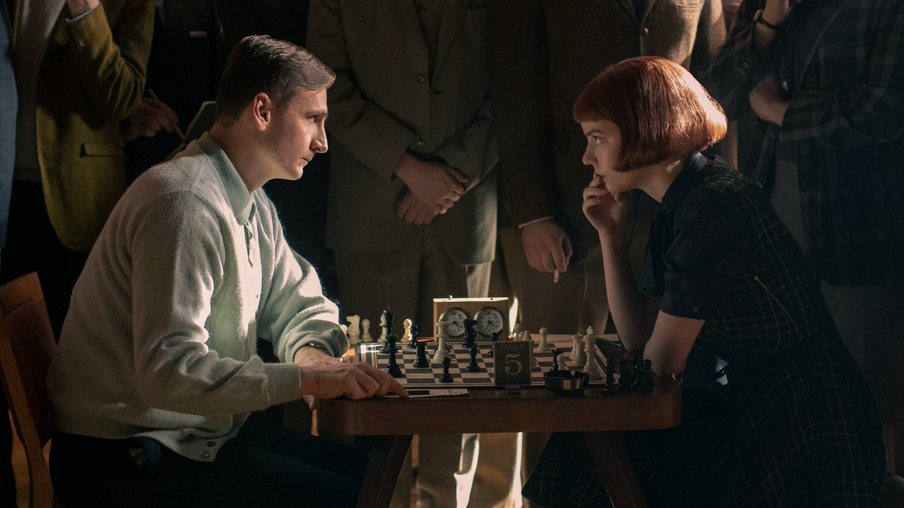 Queen's Gambit Chess helps with strategic thinking