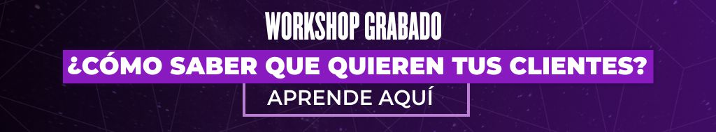 Workshop Grabado Conoce a tu cliente ideal y vende más