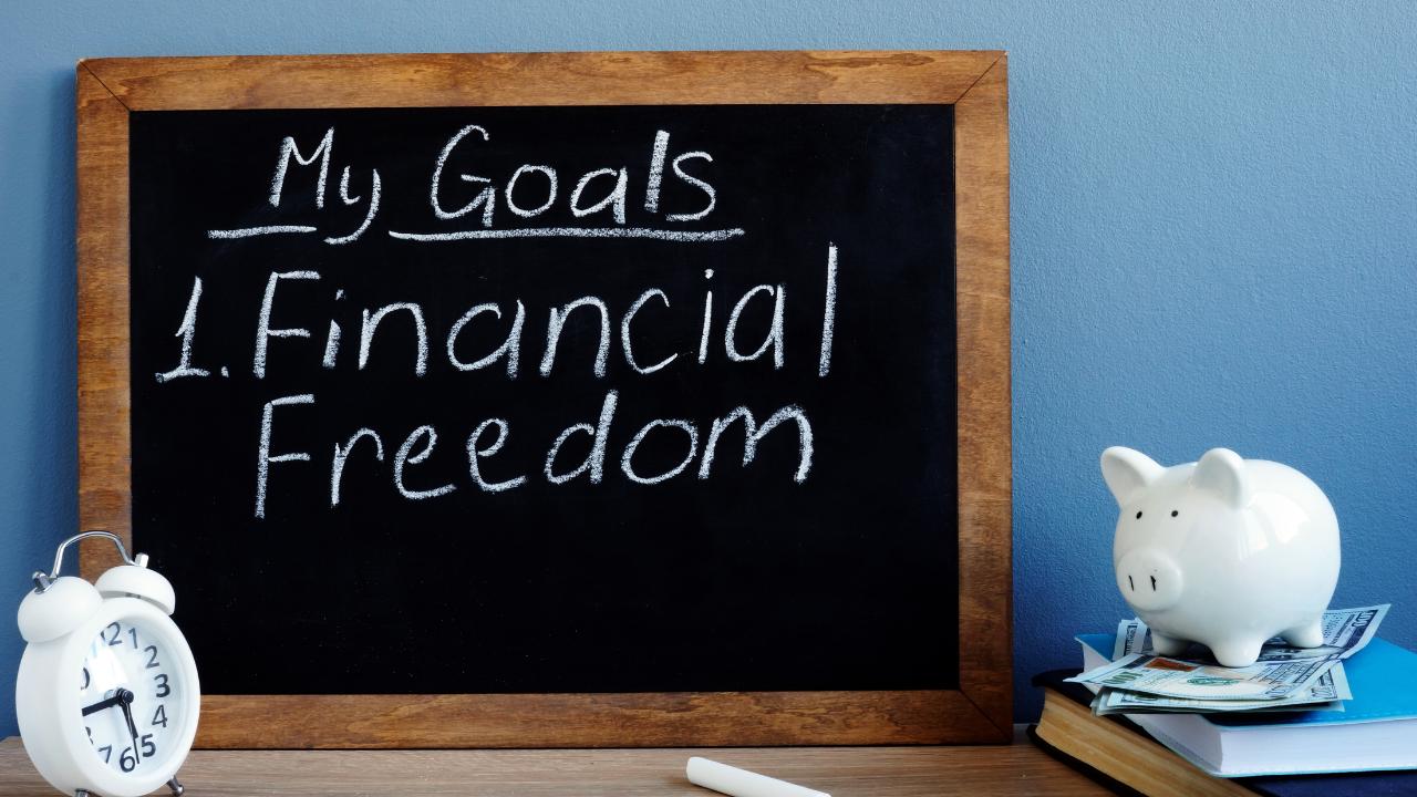 financial goals best practice boss of my money