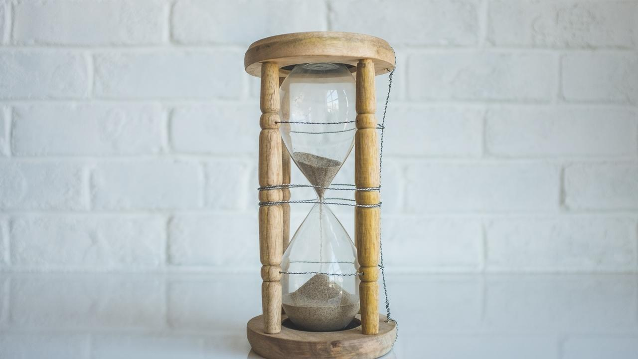 Hourglass - Time to Start