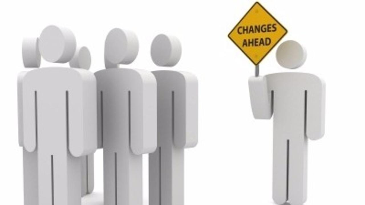 Surviving A Top Leadership Change