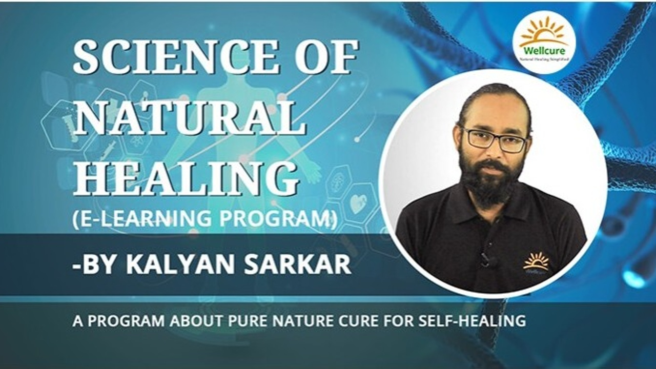 natural healing with science & technology