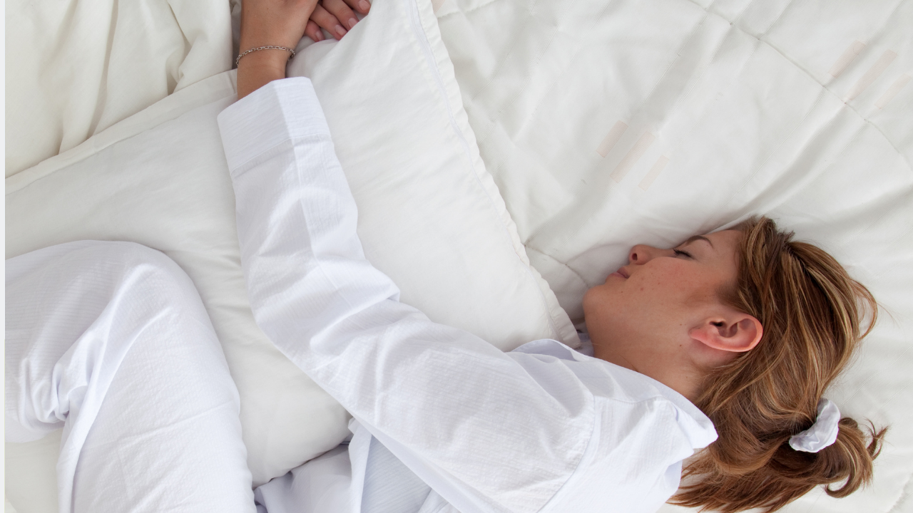 Why trading your screen for your pillow is crucial to your growth mindset