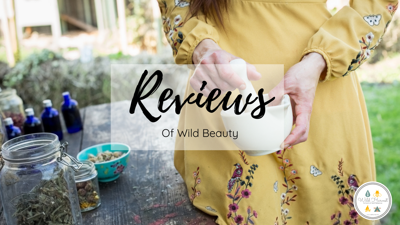 Reviews of Wild Beauty