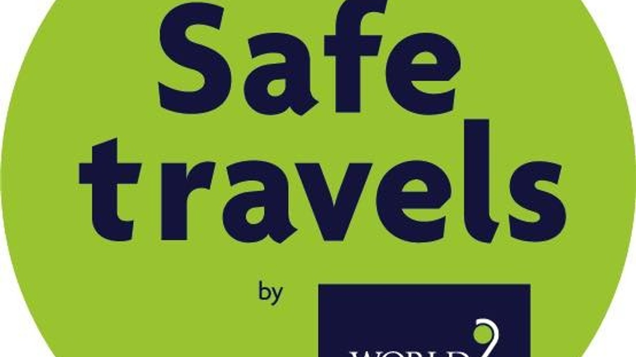 Safe Travels By The World Travel and Tourism Council