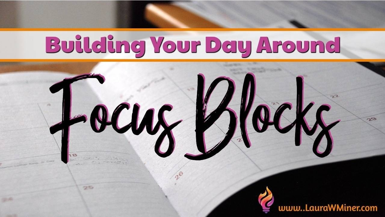 The Importance of Building Your Day Around FOCUS Blocks Laura W. Miner